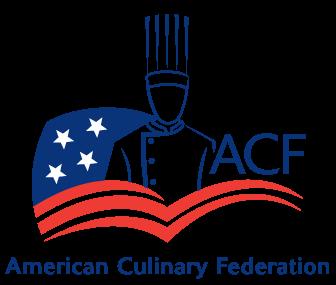 American Culinary Fed logo
