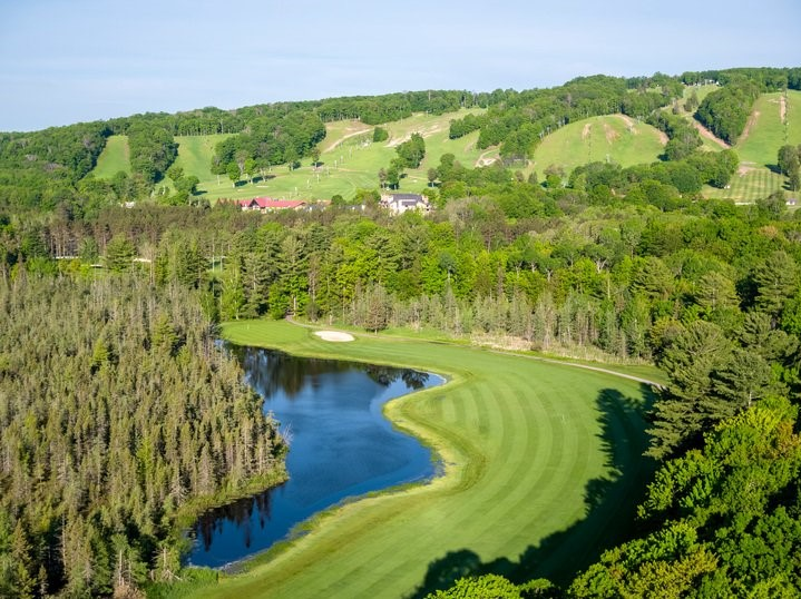 Boyne Highlands Heather Course